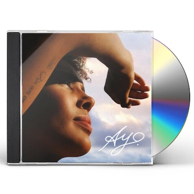 Ayo TICKET TO THE WORLD CD