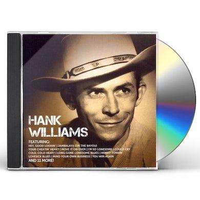Hank Williams ICON 2 CD