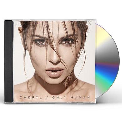 Cheryl ONLY HUMAN CD