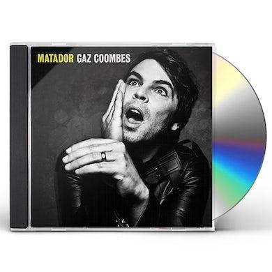 Gaz Coombes MATADOR CD