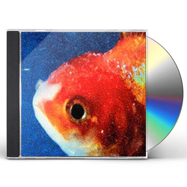 Vince Staples Big Fish Theory Cd