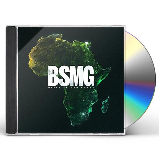 Bsmg PLATZ AN DER SONNE CD