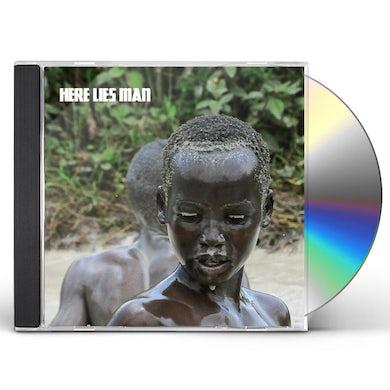 HERE LIES MAN CD