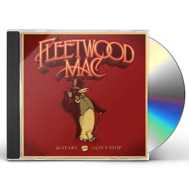Fleetwood Mac 50 YEARS - DON'T STOP CD
