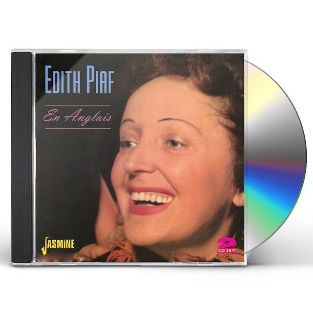 Édith Piaf EN ANGLAIS CD