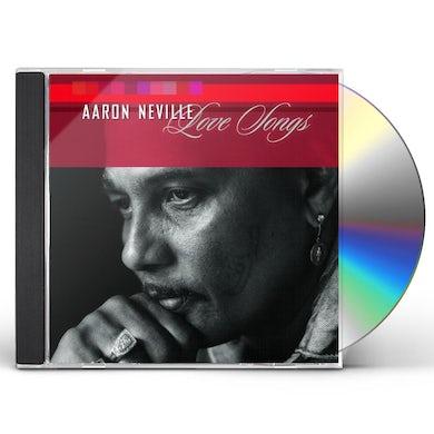Aaron Neville LOVE SONGS CD