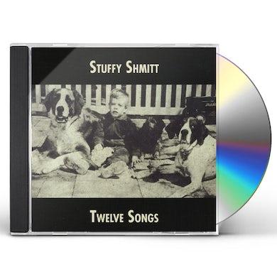 Stuffy Shmitt TWELVE SONGS CD