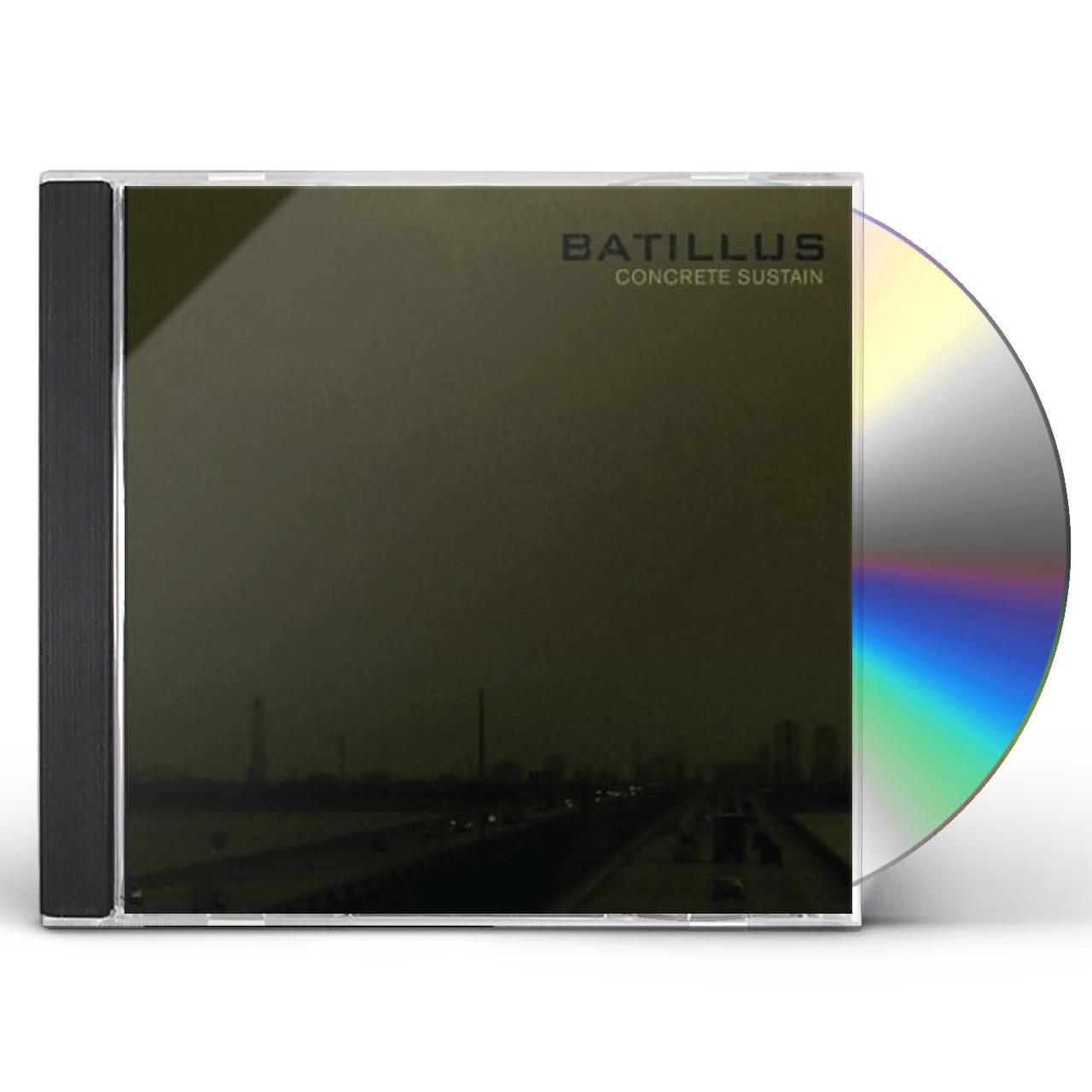 Batillus CONCRETE SUSTAIN CD