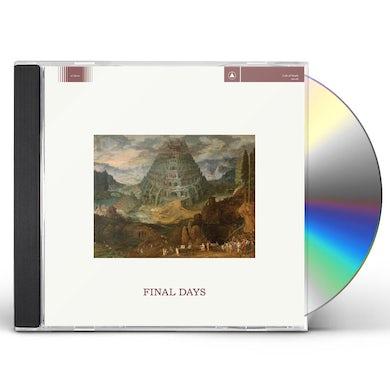 FINAL DAYS CD