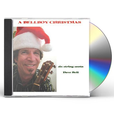 Dave Bell BELLBOY CHRISTMAS CD