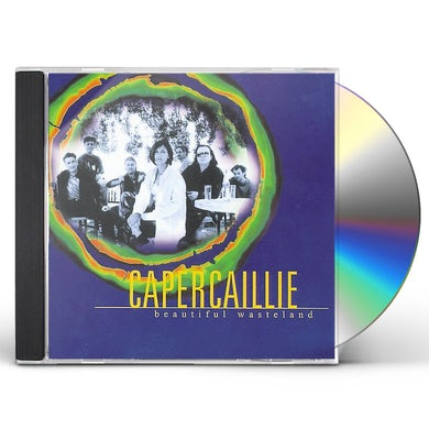 Capercaillie BEAUTIFUL WASTELAND CD