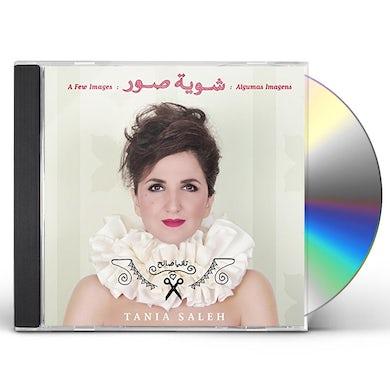 Tania Saleh FEW IMAGES CD