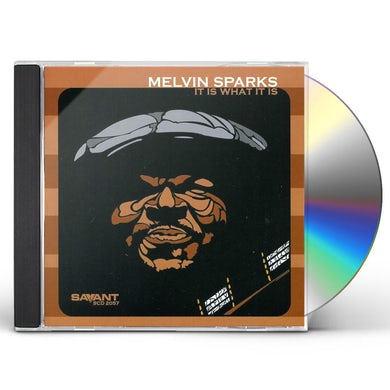 Melvin Sparks IT IS WHAT IT IS CD