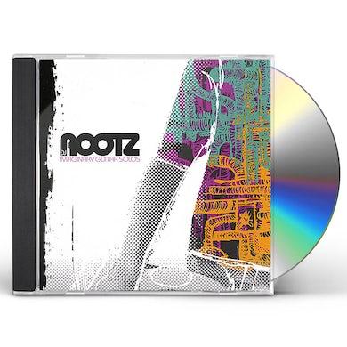 dj rootz IMAGINARY GUITAR SOLOS CD