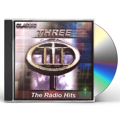 Three RADIO HITS CD