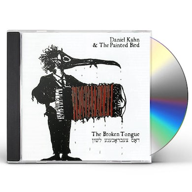 Daniel Kahn BROKEN TONGUE CD