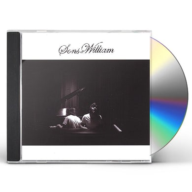 Sons of William WHITE EP CD