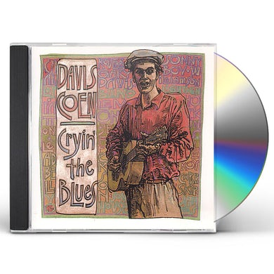 Davis Coen CRYIN' THE BLUES CD
