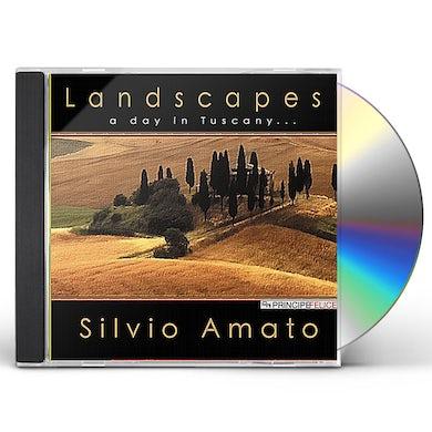 Silvio Amato LANDSCAPES CD