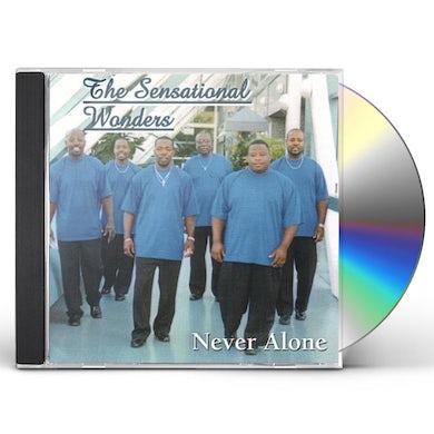 Sensational Wonders NEVER ALONE CD