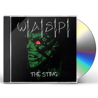 W.A.S.P STING CD