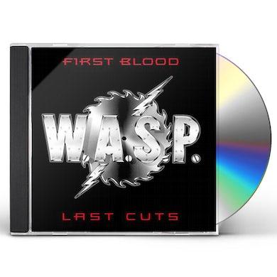 W.A.S.P FIRST BLOOD LAST CUTS CD