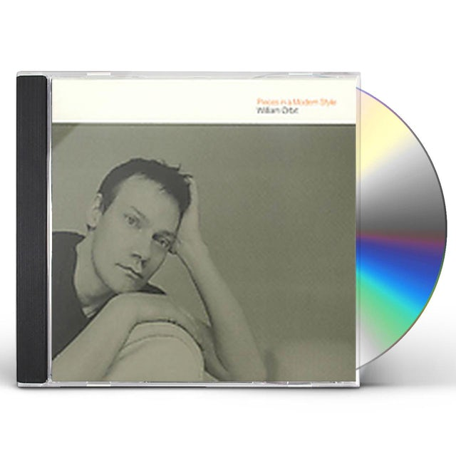 William Orbit PIECES IN A MODERN STYLE CD