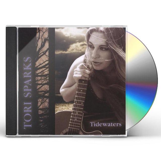 Tori Sparks TIDEWATERS CD