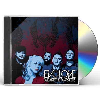 Evolove WE ARE THE WARRIORS CD
