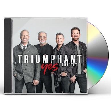 Triumphant Quartet YES CD
