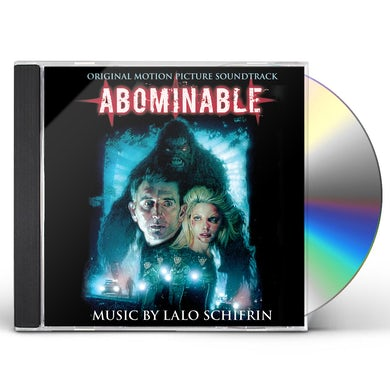 Abominable [Original Motion Picture Soundtrack] CD