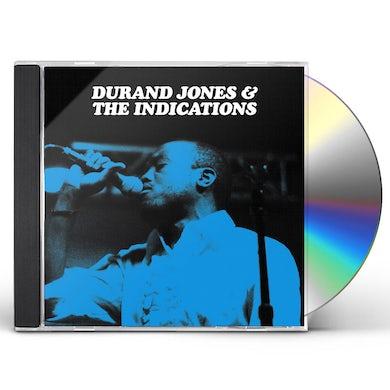 DURAND JONES & THE INDICATIONS CD