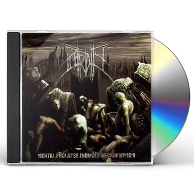 Putridity Mental Prolapse Induced Necrophilism CD
