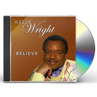 Kelly Wright BELIEVE CD