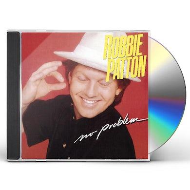 Robbie Patton NO PROBLEM CD