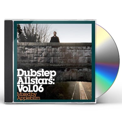 appleblim DUBSTEP ALLSTARS 6 CD
