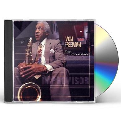 Von Freeman IMPROVISOR CD