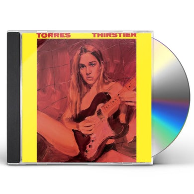 TORRES Thirstier CD