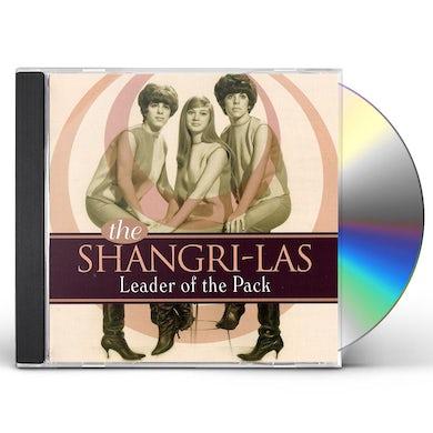 Shangri-Las LEADER OF THE ROCK CD