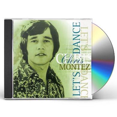 Chris Montez LET'S DANCE CD