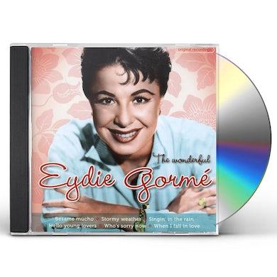 Eydie Gorme WONDERFUL CD