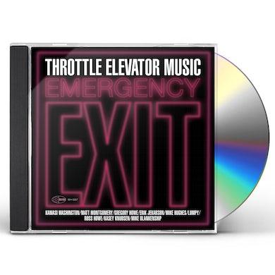 Throttle Elevator Music EMERGENCY EXIT CD