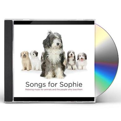 George Skaroulis SONGS FOR SOPHIE CD