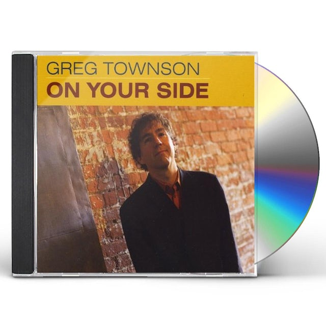 Greg Townson ON YOUR SIDE CD