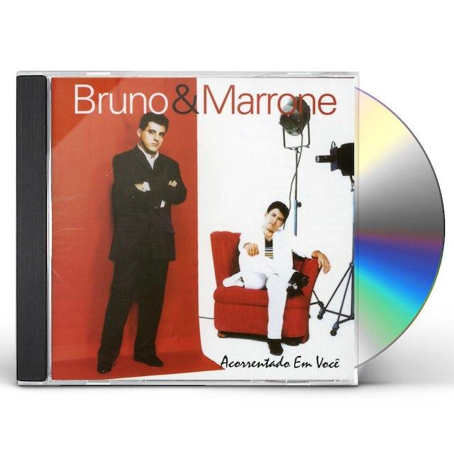 Bruno & Marrone ACORRENTADO EM VOCE CD