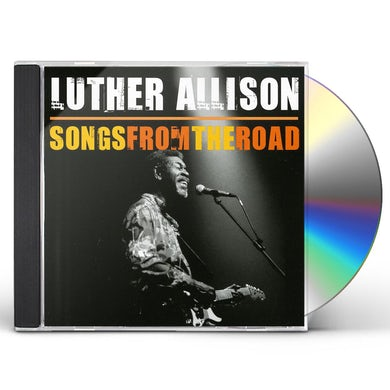 Luther Allison SONGS FROM THE ROAD CD