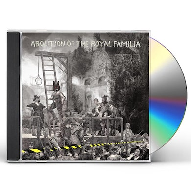 Orb ABOLITION OF THE ROYAL FAMILIA CD