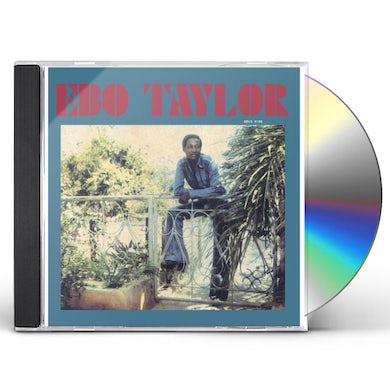 EBO TAYLOR CD