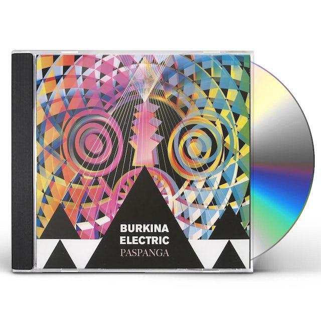Burkina Electric PASPANGA CD