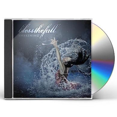 Blessthefall AWAKENING CD